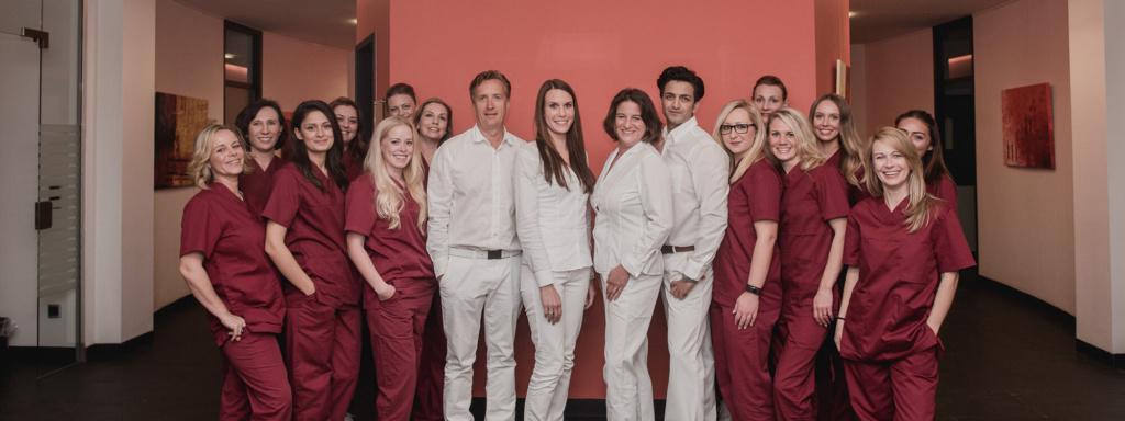 Team Praxisklinik für Chirurgie und Implantate Pforzheim